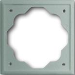 1754-0-4225 - Рамка 1-местная ABB Impuls (шампань-металлик)