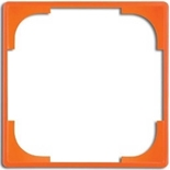 1726-0-0225 - Декоративная вставка Basic 55 (оранжевая)
