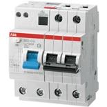 2CSR252001R1134 - Дифавтомат ABB DS202, 13A, тип AC, 30mA, 6кА, 4M, класс С