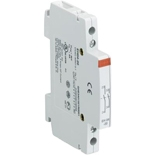 GHE3401321R0002 - Контакт дополнительный боковой АВВ ЕН 04-11 для контакторов ESB/EN, 1Н.О.+1 Н.З.