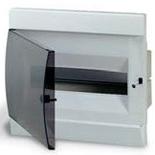 1SL0511A06 - Щиток электрический навесной, ABB Unibox, 12М, IP40 (с клеммным блоком)