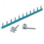2CSL910011R1012 - Разводка шинная 1-фазная на 12 модулей BS9 1/12NA, 60А, ABB (синяя)