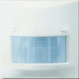 6800-0-2219+6800-0-2504 - Датчик движения Busch-Wächter® с селективной линзой и полевым МОП-транзистором, 420Вт, с лицевой панелью ABB Impuls (белый бархат)