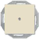 1710-0-3773 - Вывод кабеля с компенсатором натяжения ABB Basic 55 (слоновая кость)