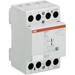 GHE3421101R0001 - Контактор модульный с ручным управлением ABB EN40-40, 40А, 4Н.О.