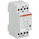 GHE3261101R0006 - Контактор модульный с ручным управлением ABB EN24-40, 24А, 4Н.О.