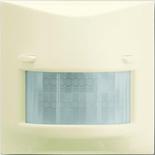 6800-0-2219+6800-0-2338 - Датчик движения Busch-Wächter® с селективной линзой и полевым МОП-транзистором, 420Вт, с лицевой панелью ABB Impuls (слоновая кость)