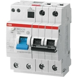 2CSR252001R1164 - Дифференциальный автомат ABB DS202, 16A, тип AC, 30mA, 6кА, 4M, класс С