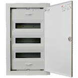 2CPX031283R9999 - Шкаф для скрытой установки АВВ UK536N3, 36М (42М), металл