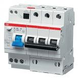 2CSR253001R1254 - Дифференциальный автомат DS203, C25, 30mA