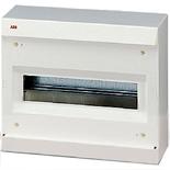 12212 - Щиток электрический настенный, ABB Unibox, 12М, IP40
