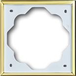 1754-0-4507 - Рамка одиночная ABB Impuls (золото)