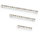2CDL220001R1658 - Шина двухфазная на 58 модулей PS2/58/16, 80А, АВВ