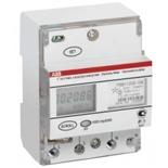2CMA139408R1000 - Однофазный счетчик ABB, двухтарифный на DIN-рейку, тип FBU 11205-108