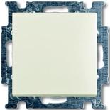 1413-0-1099 - Выключатель кнопочный ABB Basic 55 (шале-белый)