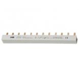 2CDL240101R1612 - Шина 4-фазная на 12 модулей PS4/12/16, 80А, АВВ