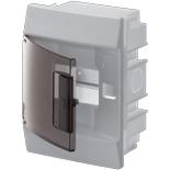 1SLM004101A2200 - Щиток распределительный встраиваемый, ABB Mistral, 4М, IP41 (с клеммным блоком)