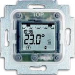 1032-0-0509 - Механизм терморегулятора (термостата) электронный для тёплых полов, с таймером, 16А/250В, ABB