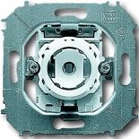 1413-0-0871 - Механизм кнопки возвратно-нажимной однополюсной с перекидным контактом, без нейтрали, 10А, ABB Impuls