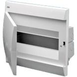 1SL0501A06 - Щиток электрический настенный, АВВ Unibox, 12М, IP40 (с клеммным блоком)