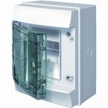 1SL1200A00 - Щиток распределительный навесной, ABB Mistral, 4М, IP65