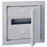 2CPX031281R9999 - Щиток для скрытой установки ABB UK512N2, 12М (14М), металл