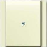 1753-0-0046 - Центральная плата для вывода кабеля с компенсатором натяжения кабеля, ABB Impuls (слоновая кость)