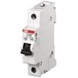2CDS281001R0064 - Автоматический выключатель ABB S201P-C6, 1-полюсный