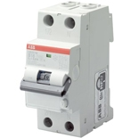 2CSR275440R1164 - Дифференциальный автомат ABB DS201M, 16A, тип APR, 30mA, 10кА, 2M, класс С