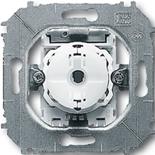 1012-0-1630 - Механизм выключателя одноклавишный перекрёстный с подсветкой, ABB Impuls