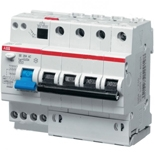 2CSR254001R1134 - Дифавтомат ABB DS204, 13A, тип AC, 30mA, 6кА, 6M, класс С