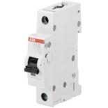 2CDS251001R0061 - Автоматический выключатель ABB S201-D6, 1-полюсный