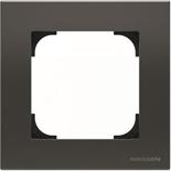 2CLA857100A1501 - Рамка 1-постовая ABB Sky (чёрный бархат)
