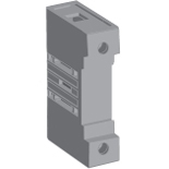 1SCA105461R1001 - Дополнительный силовой полюс OTPS80FP для рубильников OT63..80F3
