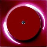 1753-0-0107 - Заглушка с суппортом ABB Impuls (бордо)