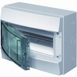 1SLM006501A1202 - Щиток электрический навесной, АВВ Mistral, 12М, IP65 (с клеммным блоком)