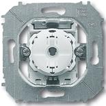 1012-0-2111 - Механизм выключателя двухклавишный с подсветкой, ABB Impuls