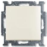 1012-0-2149 - Переключатель одноклавишный ABB Basic 55, (слоновая кость)