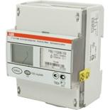 2CMA139410R1000 - Однофазный счетчик ABB, 4-тарифный на DIN-рейку, тип FBU 11206-108