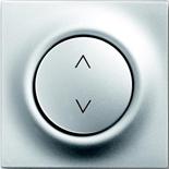 6430-0-0338 - Центральная плата для механизма выключателя жалюзи Busch Jalousiecontrol, ABB Impuls (серебристый металлик)