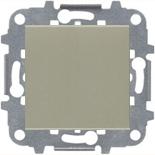 N2200 CV (1 шт.) + N2271.9 (1 шт.) - Заглушка ABB ZENIT (шампань)