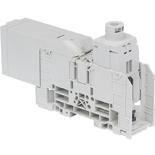 1SNA190007R2600 - D70/32.AF Клемма силовая АВВ, для провода в наконечнике под болт и круглого, 70мм² (серая)