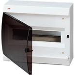 122620006 - Щиток распределительный настенный, ABB Unibox, 12М, IP40 (с клеммным блоком)