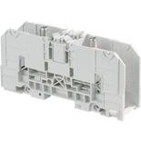 1SNA190005R2400 - D300/55.FF Клемма силовая АВВ, для проводов в наконечнике под болт 300мм², без крышек (серая)