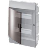 1SLM004101A2205 - Бокс электрический в нишу, ABB Mistral, 24М, IP41 (с клеммным блоком)