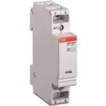 GHE3211202R0002 - Контактор модульный ABB ESB 20-02, 20А, 42В, 2Н.З.