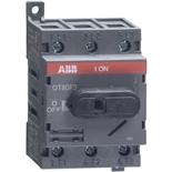1SCA105798R1001 - Рубильник ABB OT80F3, 80A, 3-полюсный