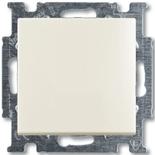 1413-0-1083 - Выключатель кнопочный ABB Basic 55 (слоновая кость)