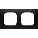 2CLA857200A1501 - Рамка 2-постовая ABB Sky (чёрный бархат)