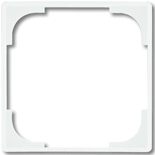 1726-0-0218 - Декоративная вставка Basic 55 (белая)